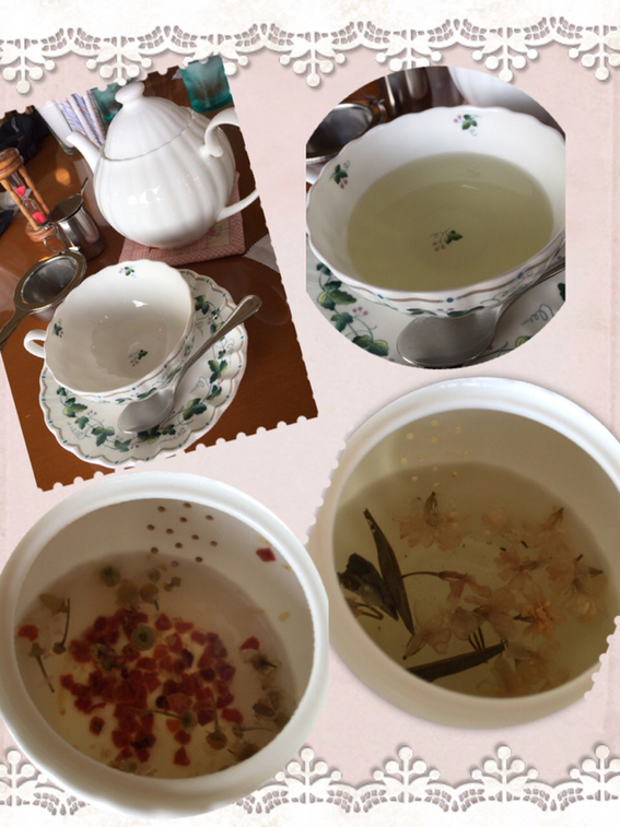 喫茶カモミール