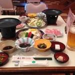 Ajisaiishigakijima - 琉球豚ロースセット