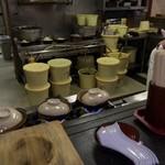 糸庄 - 厨房