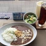 カフェ ブルーム - カレー(ランチ) 750円