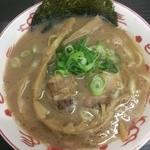 37158062 - らぁ麺(2015/4)