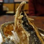 きよ都 - 小骨もカリカリ食べられる!