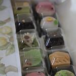金子老舗 - お茶菓子