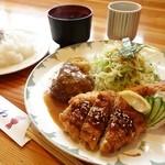 遊食飲ゆかわ - 料理写真:2014年4月 ゆかわAランチ【1000円】