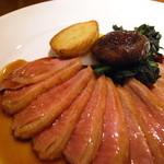 アーシュ・エム - 鴨肉 はちみつソース