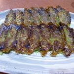 味力亭 - 野菜餃子