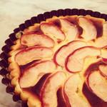 巣鴨酒場SANTANDA - アップルチーズケーキ
