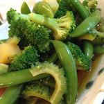 巣鴨酒場SANTANDA - 野菜のお浸し