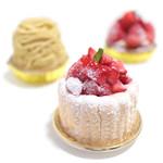 アリゼ洋菓子店 - 料理写真:プティガトー類 '15 3月上旬