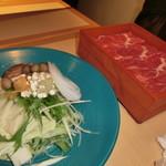 37164127 - 野菜、牛肉