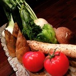 かんべえ - 季節のお野菜♪