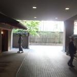 紀尾井町 福田家 - 入口