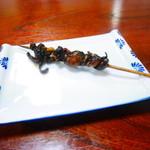 かじか - 料理写真:肝焼き