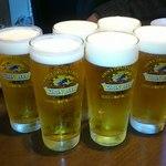 37166634 - 乾杯生ビール