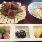 37168040 - 福味鶏の唐揚げ定食!