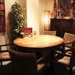 チャイディー - 円卓の個室