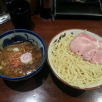煮干中華そば鈴蘭 - えび煮干しつけ麺