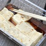 野川とうふや - 立ち食い豆腐(170円)