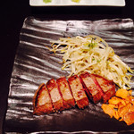 鉄板Diner JAKEN - 特撰黒毛和牛 モモ肉ステーキ