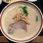 とうりえん - 【豚骨ラーメン】¥630