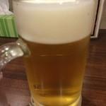 たつみ - 生ビール(サントリー)