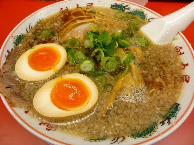 ラーメン魁力屋 鎌倉手広店 - しょうゆ