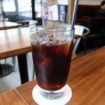 カフェ・ド・ジェノワーズ  東府中店 - アイスコーヒー(ランチセット)