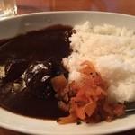 五大陸 - 牛タンカレー820円