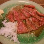 口悦 - 牛タタキ