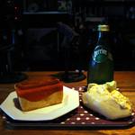 37194275 - タイルパンとタマゴサンド
