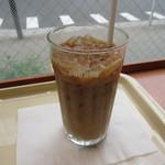 ドトールコーヒーショップ - アイスカフェラテ