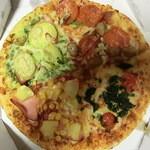 ドミノ・ピザ - 料理写真:クワトロ・バリュー