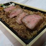 カイロ堂 - 料理写真:☆佐賀牛弁当(≧▽≦)/~♡☆