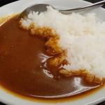 ラーメン亭 - ミニカレー丼(220円)