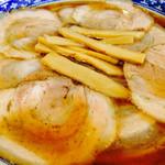 富滋味 - 梅(チャーシュー麺)1,000