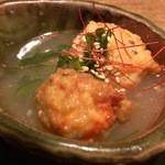スナフキッチン - 海老団子汁