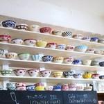 Boîte - 店内 カフェオレボウル