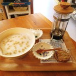 Boîte - カフェオレ、手づくりクッキー