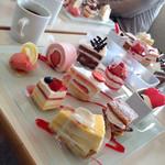 ラ・ナチュール - 苺だらけ♡マンスリープレート
