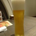サイアミーズ フィン - 生ビール:800円
