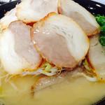 あかえラーメン - 料理写真:焼豚(大)1,100