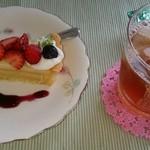 3rd フロア - 本日のケーキ(ランチに+150円)