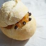 37202671 - オレンジピールとチョコチップのパン