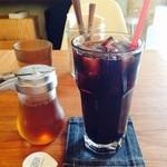 ウエストウッドベーカーズ - アイスコーヒー♪