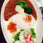 サムタイム - 挽肉と野菜のカレー