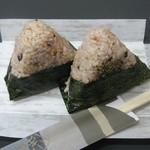 健康食工房 たかの - 発芽玄米おにぎりを金沢でpだししているのはたかのだけです。