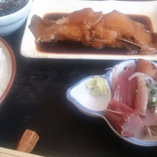 魚鐵 - 料理写真:煮付け