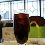 喫茶室ルノアール - 水出しアイスコーヒー