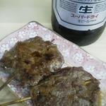 37212666 - 牛肉タレ焼き
