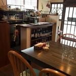 SUGIE - テーブル席